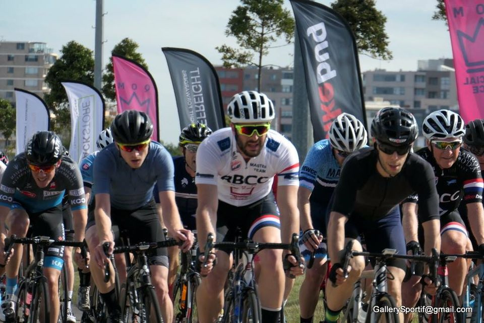Major Sponsor Randwick Botany Cycling Club May Super Series 2019