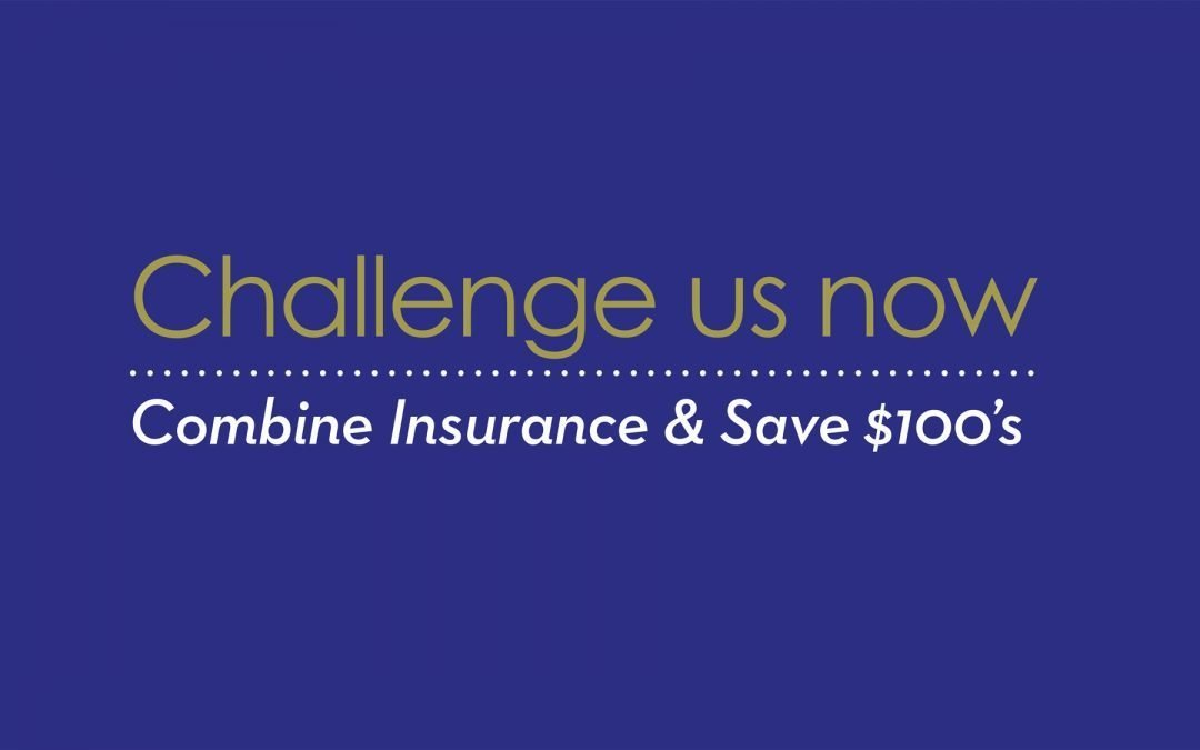 Challenge us now to save you $100's