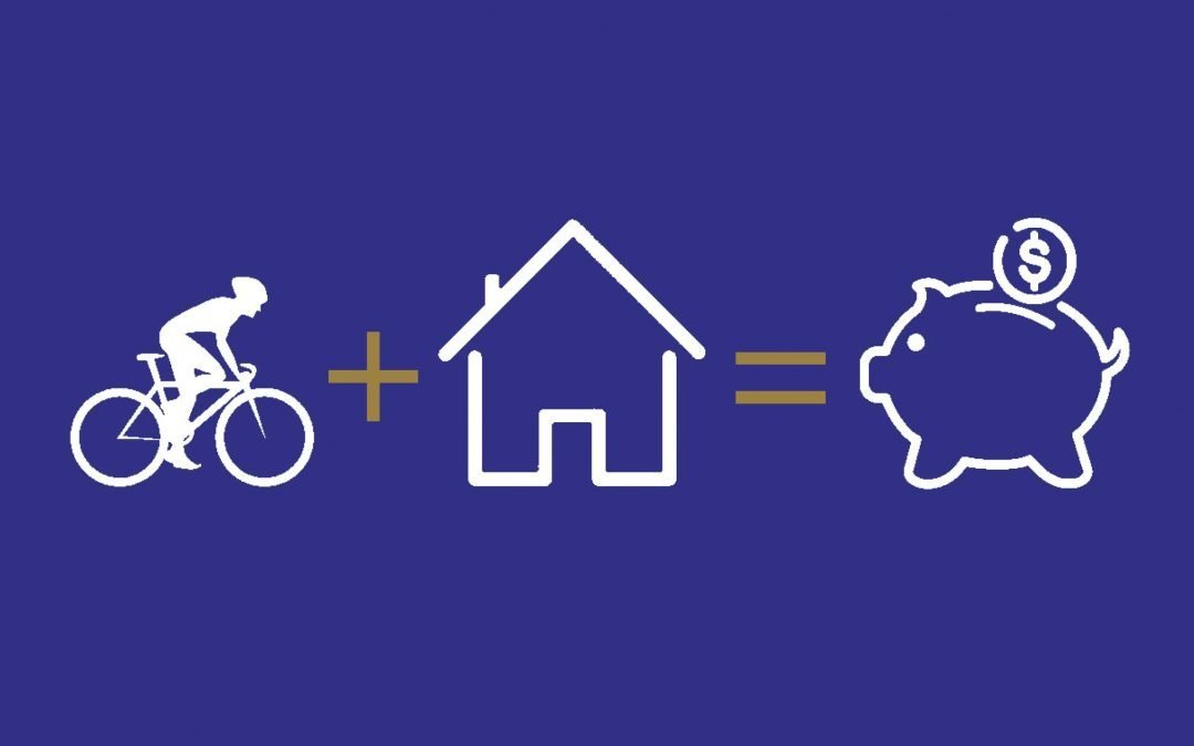 Home + Bike = Value